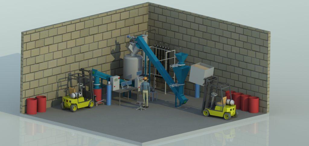 Ricerca-Impianto-Torrefazione-CARES2-EGG-Solutions